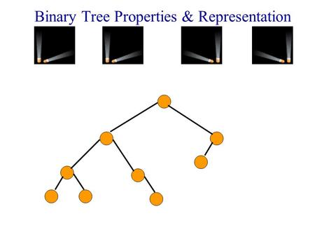 Binary Tree Properties & Representation. Minimum Number Of Nodes Minimum number of nodes in a binary tree whose height is h. At least one node at each.