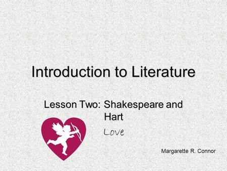 an introduction to the literature and the life of shakespeare Introduction for many centuries, scientists and scholars did not question the origin of life on earth the description of the creation of all life by god found in the.