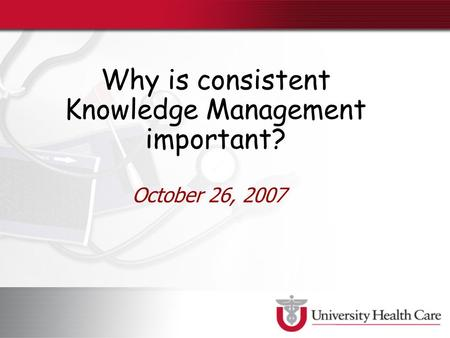 what is knowledge management and why is it important pdf