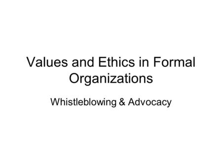 ethics 125 formal communication Business & professional ethics journal, 18, 3-4, 125-152 langford, d appropriate behaviour in electronic communication, ethics and behavior, 6, 2, 91-106.