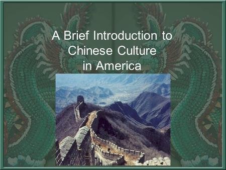 an introduction to the asian struggle in the american culture Asians in american cultural life and the impact of discriminatory legislation on   an introductory essay that summarizes asian cultural heritage in the united   these laws, leaving a written record of their struggle for equality documentary.