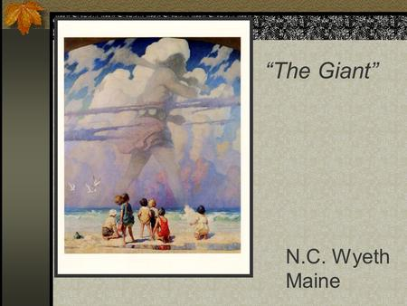 "N.C. Wyeth Maine ""The Giant"". Cardiac Muscle Coronary Arteries and Electrical Activity (ECG)"
