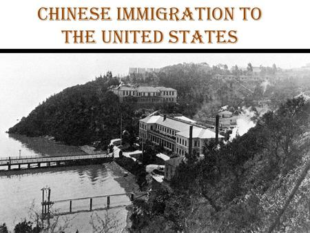 an analysis of chinese immigration to the united states The political regime in china forces many people seek their home place elsewhere united states has historically favored chinese asylum seekers.