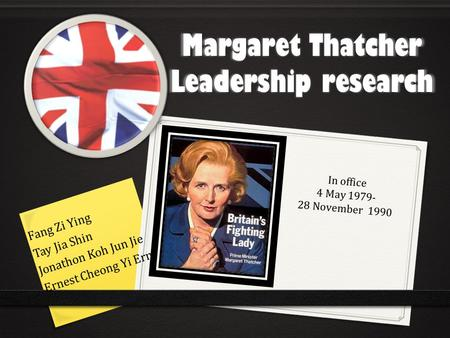 margaret thatcher research papers Margaret thatcher's legacy for social work with children and families: critical  possibilities  document type: research article affiliations:.