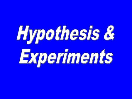 Statement of the Problem Goal Establishes Setting of the Problem hypothesis Additional information to comprehend fully the meaning of the problem scopedefinitionsassumptions.