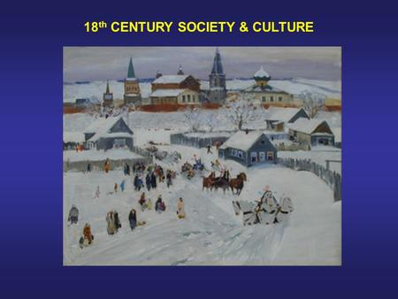 "culture and demographics of russia Due to demographic processes underway over several decades, its jewish   acculturation, russian jews remained with little tangible ""thick"" culture, but with a ."