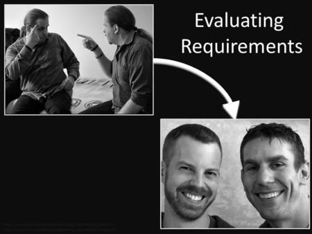 Evaluating Requirements