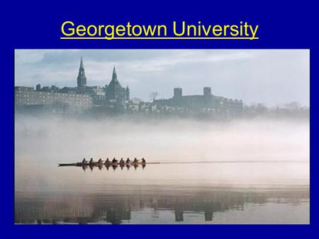Georgetown University. Hurricane Charlie ….and Dennis, Katrina and Rita What about a $10 bag of ice?