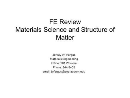 structure and properties of engineering material pdf
