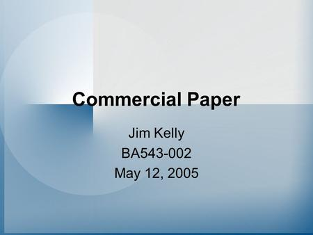 "commercial paper essay questions One idea for ""paper 1: rhetorical analysis of an advertisement"" would be the commercial also uses the rhetorical devices of posing questions to the audience."