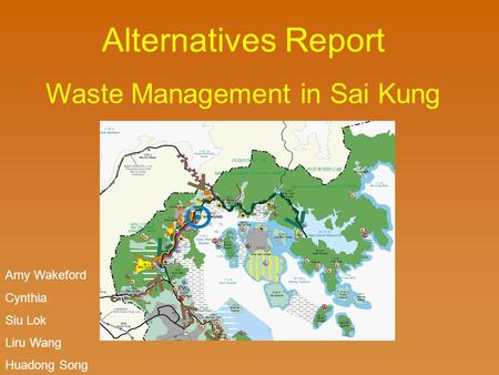 Waste Management in Sai Kung