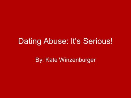 dating abuse in austin The mission of the joyful heart foundation is to heal, educate and empower survivors of sexual assault, domestic violence and child abuse, and to shed light into the darkness that surrounds these issues.