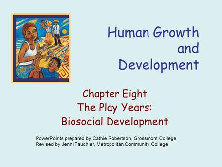 psy human growth and development