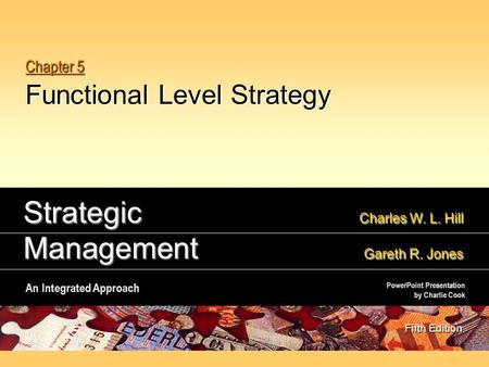 functional level strategy What business level what business level strategy (ies) is marriot pursuing these departments are following functional level strategies which aimed to.