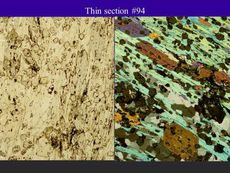 Thin section #94.