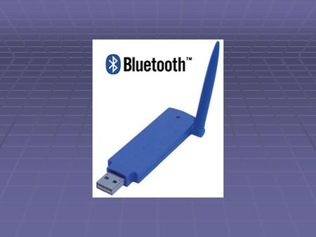 What is Bluetooth? Bluetooth technology is a peripheral that connects to a variety of products in order to provide wireless connections.