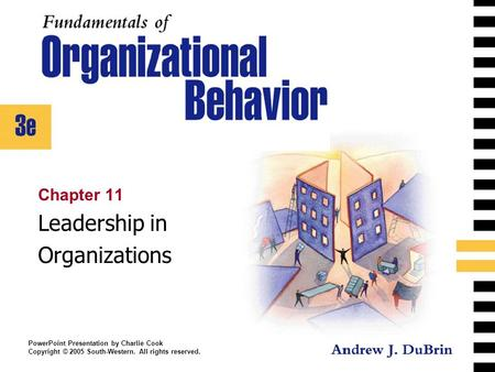 <strong>Leadership</strong> in Organizations