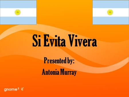 Si Evita Vivera Presented by: Antonia Murray. About The Essay Written by Nancy Caro Hollander Published in Latin American Perspectives in 1974.
