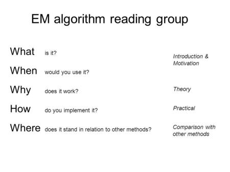 Maximum likelihood from incomplete data via the em algorithm doi