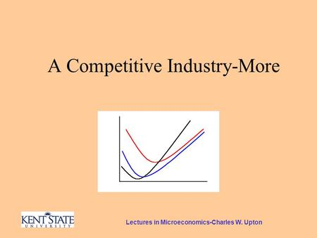 Lectures in Microeconomics-Charles W. Upton A Competitive Industry-More.