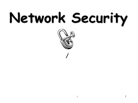 Henric Johnson1 Network Security /. 2 Outline Attacks, services and mechanisms Security attacks Security services Methods of Defense A model for Internetwork.