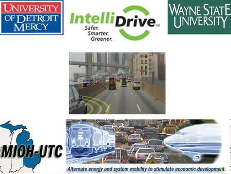1. Overview Background Introduction to IntelliDrive SM Preliminary Research/Proof of Concept Potential Applications –Safety –Mobility –Commercial The.