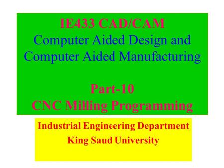Computer Aided Design (CAD) top ten uni