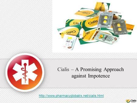 Cialis – A Promising Approach against Impotence