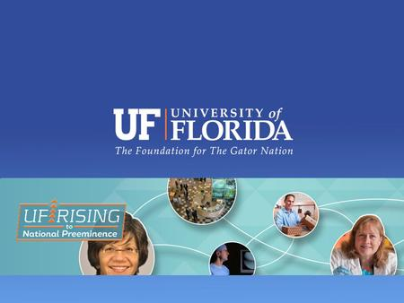 UF Rising Preeminence Hires 25 Engineering/<strong>Life</strong> Sciences Researchers.