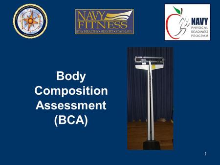 Body Composition Assessment (BCA)