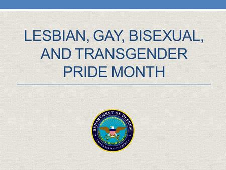 Lesbian Gay Bisexual And Transgender Pride Month 106