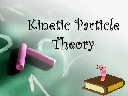 Kinetic Particle Theory. Recap Physical Properties of Ionic and Covalent compounds -Melting and Boiling Point -Electrical Conductivity -Solubility in.