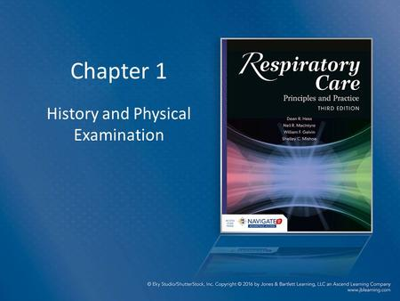 History and Physical Examination