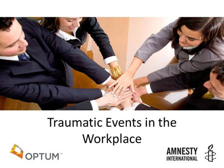 the impact of a traumatic event Impacts of a traumatic event traumatic events can occur at any time or place they are usually unexpected and can impact people differently it may prove difficult to cope with a traumatic event without help dealing with a traumatic event is difficult and knowing when and where.