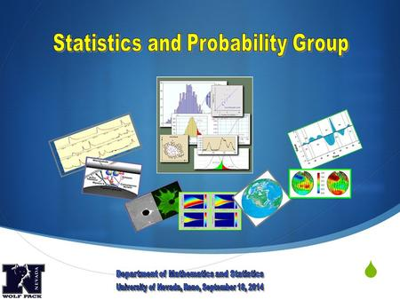Statistics and Probability Group