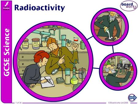 Boardworks GCSE Science: Physics Radioactivity