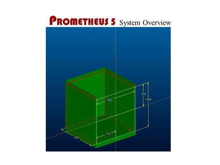 P ROMETHEUS 5 System Overview.