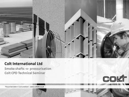 Colt International Ltd
