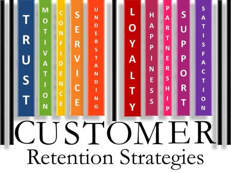 Retention Strategies C USTOM ER. Course Objectives Explain What is Customer Retention Explain What is Customer Loyalty Describe the Drivers of Customer.