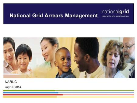 National Grid Arrears Management