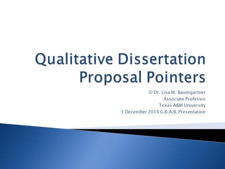 qualitative research dissertation proposals Qualitative dissertation proposal produce research paper written research proposals and qualitative research proposal example to.