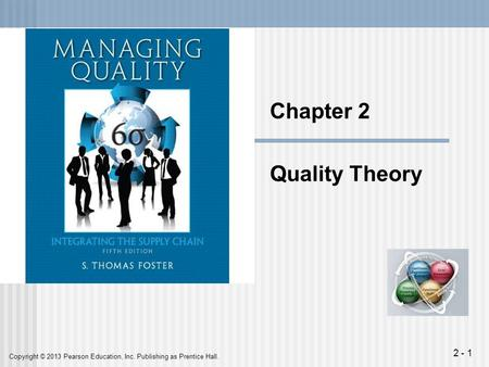 Chapter 2 Quality Theory.