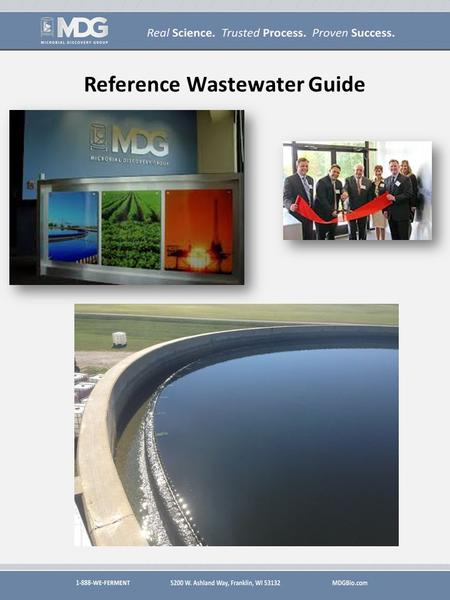 Reference Wastewater Guide