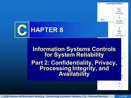 chapter 8 controls for system reliability