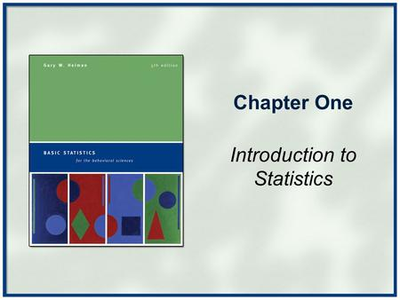 Chapter One Introduction to Statistics. Copyright © Houghton Mifflin Company. All rights reserved.Chapter 1 - 2 Some Commonly Asked Questions about Statistics.