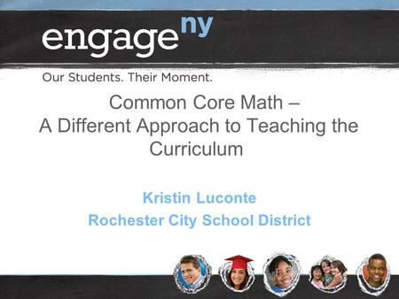 Common Core Math – A Different Approach to Teaching the Curriculum