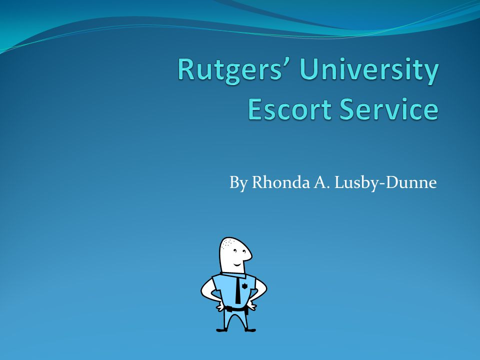 Escort Service Getting to the Transportation Center Services for the Handicapped Nights and Weekends Service