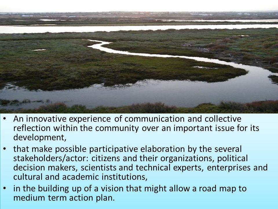 Project Rio aims… …To initiate a public debate around the river, equating problems, potentialities and projects and turn these into community heritage, opening trails for the future.