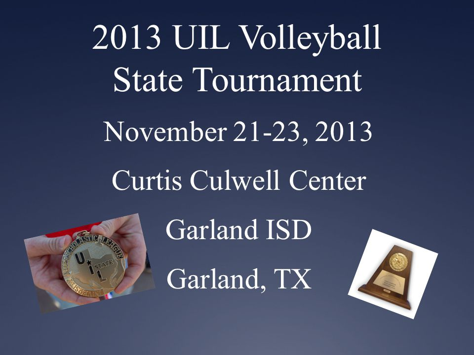 RESOURCES UIL Constitution and Contest Rules Volleyball Coachs Manual NFHS Rule/Case Book TEA-UIL Side by Side Manual Booster Club Guidelines Parent Information Manual Junior High Manual