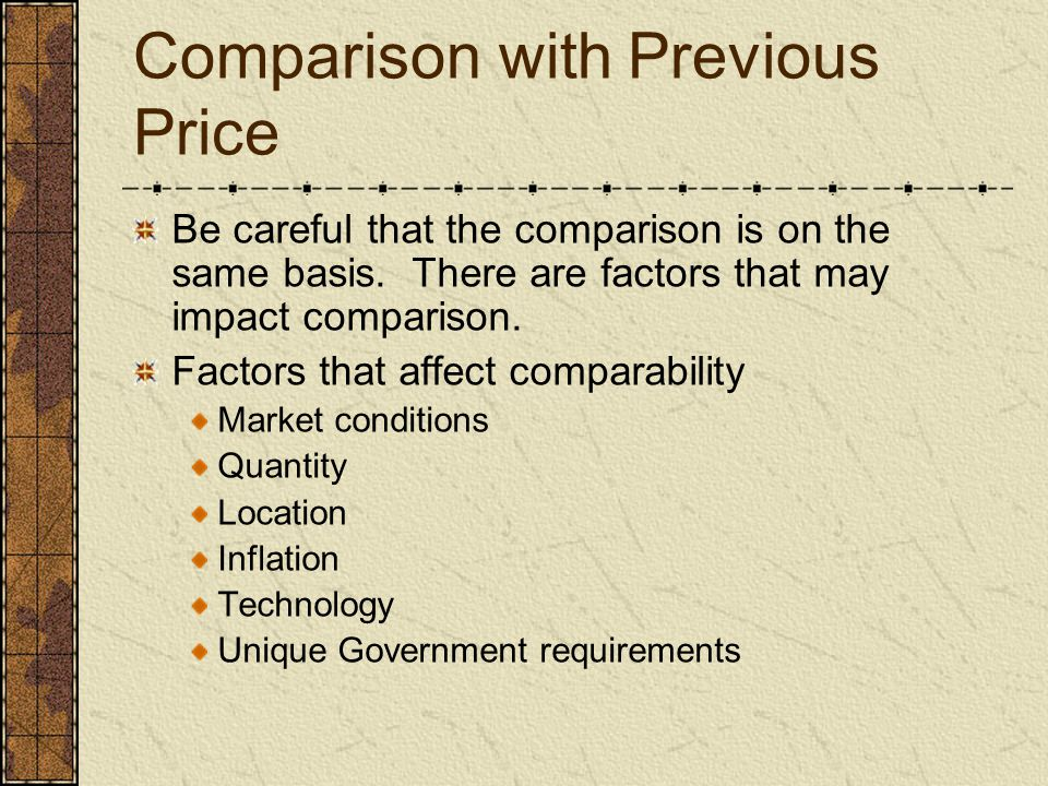 Parametric Estimating Parametric estimating is the use of statistical relationships between some characteristic of the item or service being procured and the associated cost Examples is relationship with cost and Weight Horsepower Speed Performance indicator
